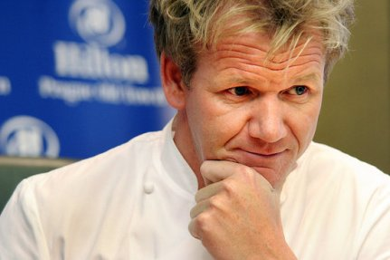 Gordon Ramsay Opens Restaurant In Prague