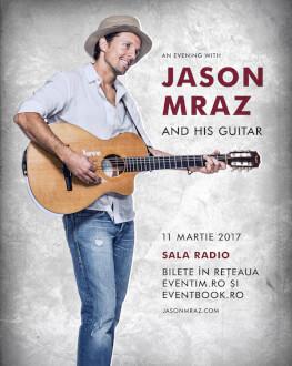 bilete-an-evening-with-jason-mraj-and-his-guitar-sala-radio
